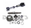 PRO COMP EXP 4007 Slip Yoke Eliminator Kit with DENNY'S 1310 CV JEEP Driveshaft Package FREE SHIPPING