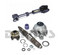 RUGGED RIDGE 18676.60 Slip Yoke Eliminator Kit with DENNY'S 1310 CV JEEP Driveshaft Package FREE SHIPPING