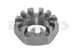 AAM 40010627 - NUT fits Outer Axle Stub Shaft DODGE Ram 2500, 3500 with 9.25 inch Front Axle