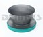 DANA SPICER 49489 Front Axle TUBE Seal fits LEFT SIDE 2000  to 2002 DODGE RAM 2500, 3500 with DANA 60 DISCONNECT AXLE