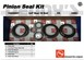 AAM 74020007 PINION SEAL KIT fits 1999 to 2012 CHEVY and GM with 8.6 inch REAR Axle