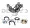 9606112 FORGED Pinion Yoke 1410 series U-Bolt style fits all Dana 60, 61, 70 with 29 spline pinion
