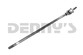 DANA SPICER 75814-2X RIGHT SIDE Axle Assembly fits Dana 30 front 1985 to 2006 Jeep WRANGLER YJ, TJ, XJ with NO ABS - FREE SHIPPING