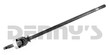 DANA SPICER 75815-2X RIGHT SIDE Axle Assembly fits Dana 30 front 1993 to 2006 Jeep TJ, XJ, ZJ with ABS
