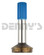 DANA SPICER 2-40-1521 SPLINE Fits 3.0 inch .083 wall tubing