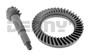 D44-538F DANA SVL 2020458 - FORD DANA 44 REVERSE ROTATION FRONT 5.38 Ratio Ring and Pinion Gear Set - FREE SHIPPING