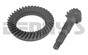 D35-456 DANA SVL 2020464 DANA 35 Ring and Pinion Gear Set 4.56 Ratio STANDARD ROTATION - FREE SHIPPING