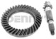 Dana Spicer 26628X Ring and Pinion GEAR SET 6.17 ratio (37-06) fits 1954 to 2014 Dana 60 standard rotation FRONT/REAR end