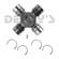 DANA SPICER SPL70-4X  Axle U-Joint SPL70WJ  series