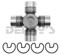DANA SPICER SPL55X UNIVERSAL JOINT 1480 series Maintenance Free U-joint for Diesel trucks