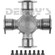 DANA SPICER 5-407X Universal joint 1760 Series Bearing Plate Style