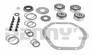 DANA SPICER 2017091 Differential Bearing Master Kit fits Dana 44 Rear Trac Lok 1998, 1999, 2000, 2001, 2002 Jeep Wrangler TJ