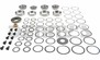 DANA SPICER 2017096  Differential Bearing Master Kit Fits 2001, 2002, 2003 Jeep Wrangler TJ REAR Axle DANA 44