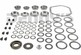 DANA SPICER 2017100 - Differential Bearing Master Kit Fits 2003, 2004, 2005, 2006 Jeep Wrangler TJ and 2004, 2005, 2006 Jeep Wrangler Unlimited TJL with Dana 44 REAR