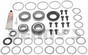 DANA SPICER 2017105 - Differential Bearing Master Kit Fits JEEP 2006, 2007, 2008 Grand Cherokee WK STR8 Commander XK with SUPER 44