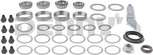 DANA SPICER 2017145 - Differential Bearing Master Kit Fits 2002, 2003, 2004, 2005, 2006 Jeep Wrangler TJ with DANA 35 REAR Axle with ABS