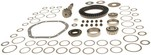 Dana Spicer 706017-21X Ring and Pinion Gear Set Kit 4.56 Ratio (50-11) for Dana 44 - FREE SHIPPING