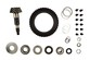 Dana Spicer 706998-1X Ring and Pinion Gear Set Kit 3.54 Ratio (46-13) for Dana 70U with .625 Offset Pinion - FREE SHIPPING