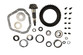 Dana Spicer 706999-2X Ring and Pinion Gear Set Kit 3.73 Ratio (41-11) for Dana 70B and 70HD with .625 Offset Pinion - FREE SHIPPING