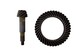 D60-513XF DANA SVL 2020849 - FORD DANA 60 REVERSE ROTATION FRONT 5.13 Ratio Ring and Pinion Gear Set THICK RING GEAR - FREE SHIPPING
