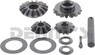 Dana SVL 10020478 INNER GEAR KIT SPIDER GEARS fits 1988 to 1991 Chevy GMC Jimmy Blazer K5, K10, K15, K20, K25, K30, K35 with 8.5 inch 10 Bolt FRONT differential with 30 spline axles