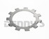 Dana Spicer 35269 SPINDLE LOCK WASHER for 1975 to 1989 DODGE W200, W250, W300, W350, D600, D700 with DANA 60 front axle