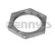 Dana Spicer 35270 SPINDLE NUT can use on OUTER or INNER for 1975 to 1989 DODGE W200, W250, W300, W350, D600, D700 with DANA 60 front axle