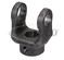 NEAPCO 10-0453 PTO End Yoke .875 inch Round Bore with .188 Key 1000 Series