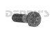 Dana Spicer 36326-2 Spindle Stud Bolt 3/8 - 24 fits 1969 to 1991 Chevy K5 Blazer, K10, K20, K30, GMC Jimmy, K15, K25, K35 front spindle all with DANA 44 front axle