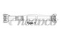 Neapco N10270-SF PTO Driveshaft 1000 series 2 inch .083 tubing 65 inches long unwelded assembly
