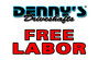 Denny's Driveshafts FREE LABOR to install/assemble U-Joints and Axle Shafts