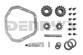 Dana Spicer 706702X Dana 60 Open DIFF SPIDER GEAR KIT 1.50 - 35 spline fits Dodge Dana 60 Rear differential case with semi float axles