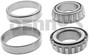 DANA SPICER 2007293 Bearing Kit includes (2) JLM704649 and (2) JLM704610 fits Dana 44 REAR Jeep JK with E-Locker