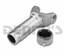 Dana Spicer 3-3-2801KX Slip Yoke 1350 Series 7.312 inches 1.5 inch spline 15 based on 16 designed for keyed spline