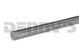 Dana Spicer 16-91-72 SOLID ROUND SHAFT 1 inch OD with .250 KEYWAY