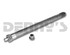 Dana Spicer 75265X Intermediate Shaft 15 spline fits Drivers Side Disconnect 1985 to 1993-1/2 DODGE D500, D600, D800 with Dana 44 Disconnect front axle
