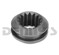Dana Spicer 42998 Axle Disconnect Slide Clutch Collar 15 spline fits Drivers Side 1984 to 1996 Jeep XJ, YJ, TJ with Dana 30 disconnect front axle