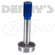 NEAPCO N2-40-2231 SPLINE Fits 3.0 inch .083 wall tube