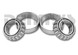 Dana Spicer 706032X DIFFERENTIAL CARRIER BEARING KIT for 1985 to 1993-1/2 DODGE D500, D600, D800 with DANA 44 Disconnect front axle