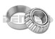 Dana Spicer 706123X OUTER Pinion Bearing for 1985 to 1996 Corvette Dana 44 includes M88010 and M88048