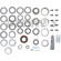 Dana Spicer 10024042 Master Bearing Overhaul Kit for Chevy 8.2 inch 10 bolt rear end