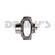 DANA SPICER 2-28-2157X CV Ball STUD YOKE 1330 Series GREASEABLE to fit 2 inch .120 wall tubing