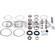 Dana Spicer 10024032 Master Bearing Overhaul Kit for FORD 9 inch rear end with 31 spline axles LM102949 diff side bearings