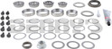 DANA SPICER 2017141 Differential Bearing Master Kit Fits 1990 to 2001 Jeep Wrangler XJ, MJ, YJ, ZJ and TJ with DANA 35 REAR Axle