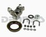 9901777 PINION YOKE Kit 1410 Series FORGED U-Bolt Style fits 1973 to 2001 GM Corporate 10.5 inch 14 Bolt Full Floater rear ends