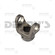 Dana Spicer 2-4-613 PTO end yoke 1310 SERIES fits 1.250 round bore with .312 keyway
