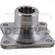 DANA SPICER 4-1-2701 Companion Flange 1410/1480/1550 Series 1.500 x 10 spline with 2.125 Hub