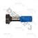 Dana Spicer 3-40-1471 SPLINE Fits 2.5 inch .083 wall tubing 1.5 inch Diameter with 16 Splines