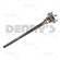 Dana Spicer 84377-2 REAR Axle Shaft fits Left Side DANA 44 Rear 2003 to 2006 Jeep Wrangler TJ with Open Diff,  Trac Lok or Air Locker - FREE SHIPPING