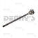 Dana Spicer 85233-1 REAR Axle Shaft fits Right Side DANA 44 Rear 2003 to 2006 Jeep Wrangler TJ with Open Diff or Trac Lok  - FREE SHIPPING